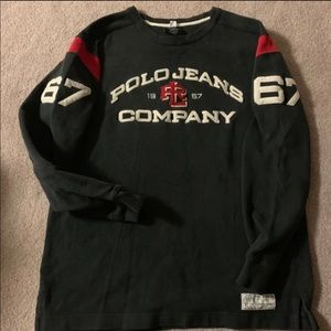 Vintage Polo Ralph Lauren Rugby Crewneck rugby